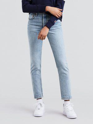 Levis 501 Skinny jeans tvätt Lovefool