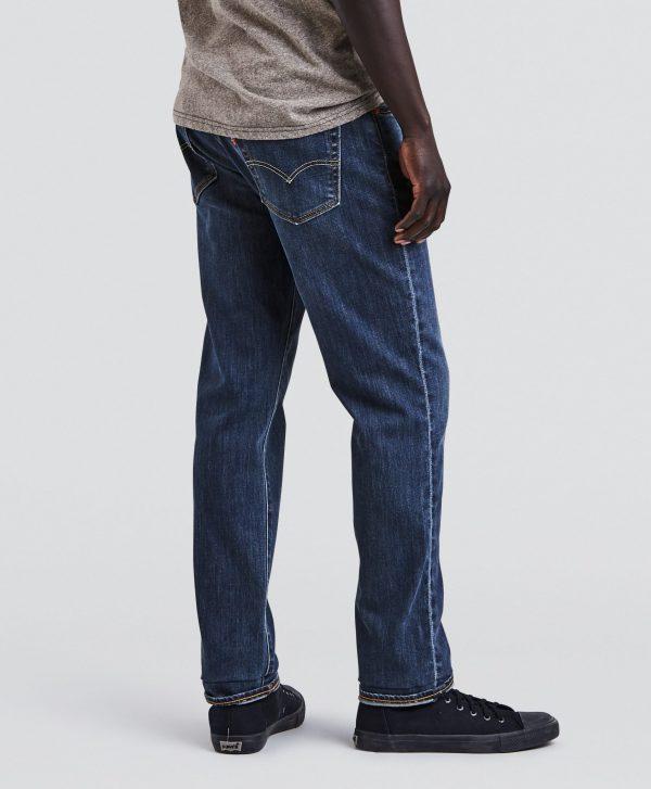 Modell i Levis 511 Slim fit jeans Crocodile adapt back
