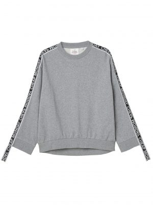Bild på en Cheap Monday Further sweat Grey melange framifrån