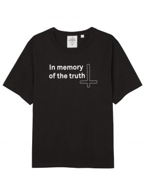 Bild på en Cheap Monday Boxer tee Memory truth Black