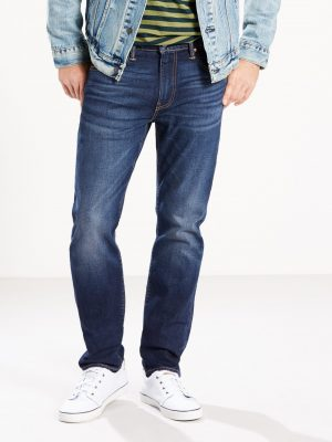 29507-0011 Jeans Levis 502 Regular taper - City Park front