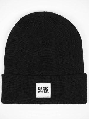 Produktbild Dedicated Kiruna beanie black front