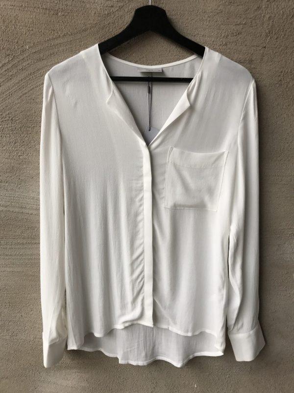 Produktbild Minimum Ava longsleeved shirt white