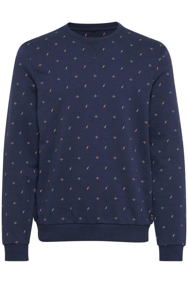 Produktbild Blend Sweatshirt peacoat blue front
