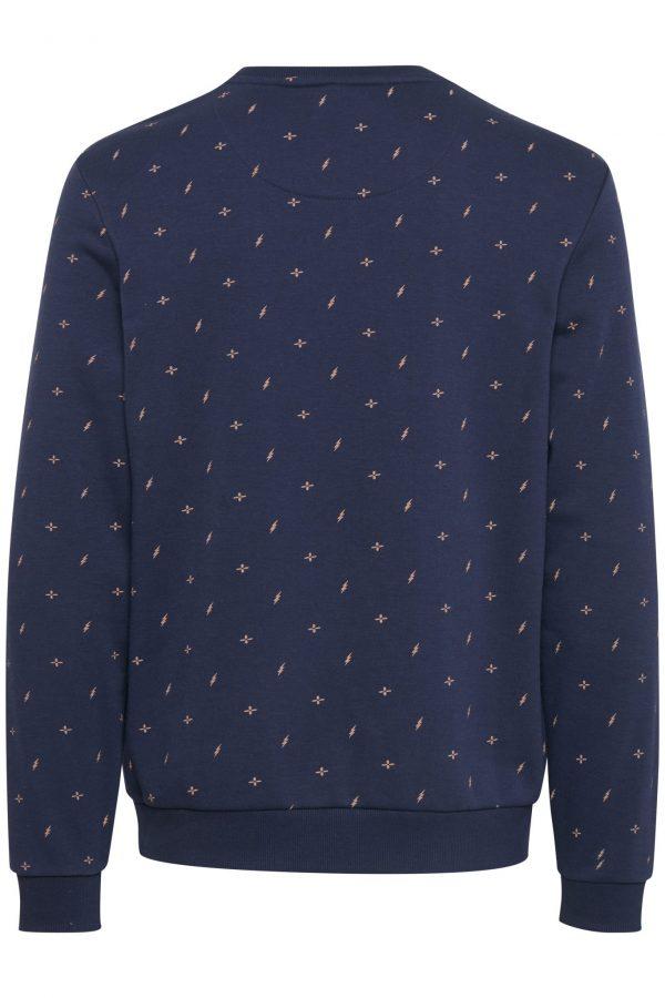 Produktbild Blend Sweatshirt peacoat blue back 20707072