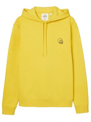 Produktbild Worth hood Tiny skull Solar yellow
