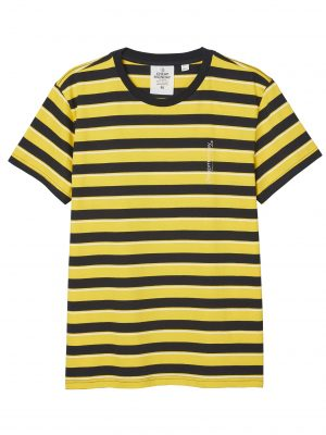 Produktbild Cheap Monday Standard stripe tee Solar Yellow