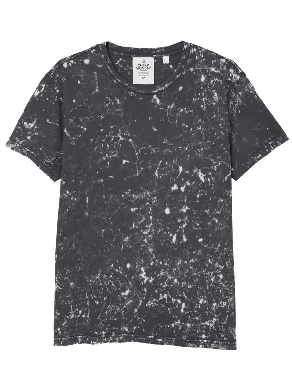 Produktbild Cheap Monday Standard tee Extreme wash Black