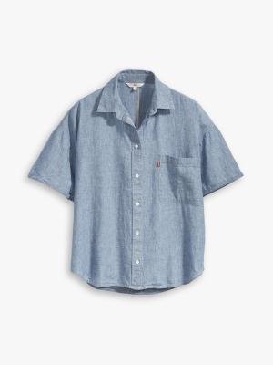 Produktbild Levis Maxine Shirt flat