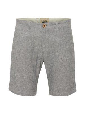 Produktbild på ett par Blend Grey Shorts framifrån