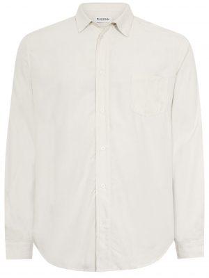Resteröds Regular Shirt Bamboo Off White