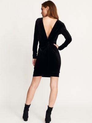 Rut&Circle Melanie Dress Black