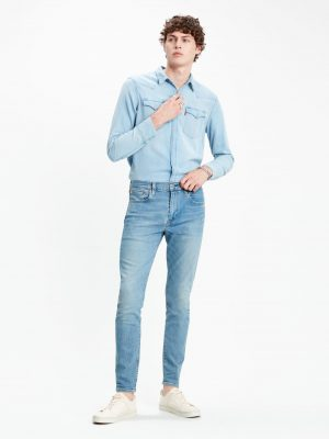 Levis 512 Slim Taper Jeans - Pelican Rust