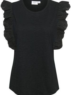 Saint Tropez T-Shirt - Svart