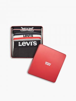 Levis Boxer Brief Giftbox - Black