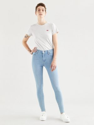 Levis 720 Superskinny Highwaisted Jeans - Piece Of Cake