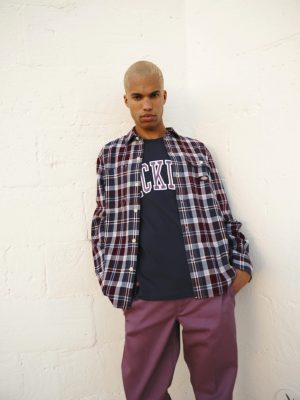 Dickies Chisana Shirt - Maroon