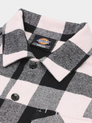 Dickies New Sacramento Shirt - Ljusrosa